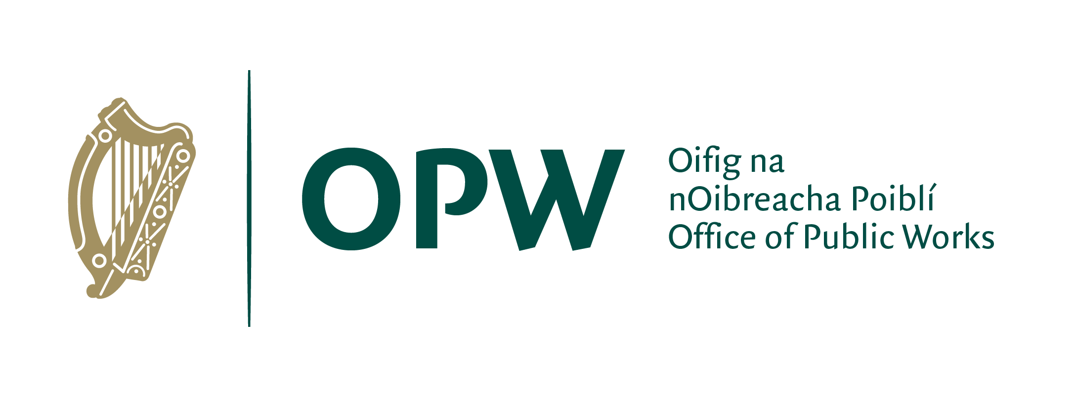 Office of Public Works logo